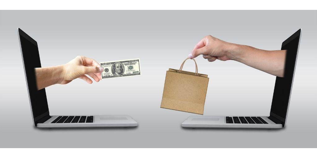 お金と品物(労力)の交換