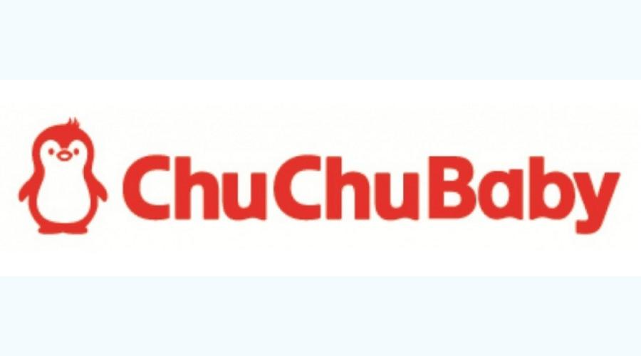 昔のchuchubabyのロゴ
