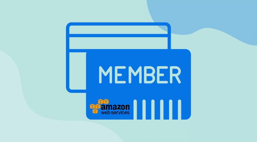 アマゾンのメンバーカード