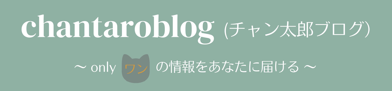 チャン太郎Blogのロゴ画像